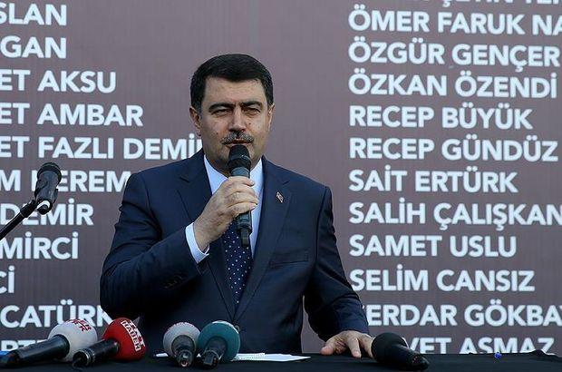 İstanbul Valisi Şahin: Biz 79 milyon bütün millet olarak beraberiz