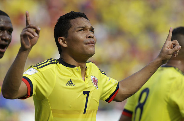 Carlos Bacca, West Ham United'da!