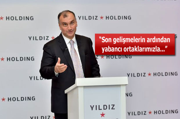 Murat Ülker'den yatırım açıklaması!