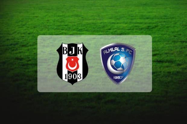Beşiktaş Al Hilal maçı ne zaman, saat kaçta, hangi kanalda?