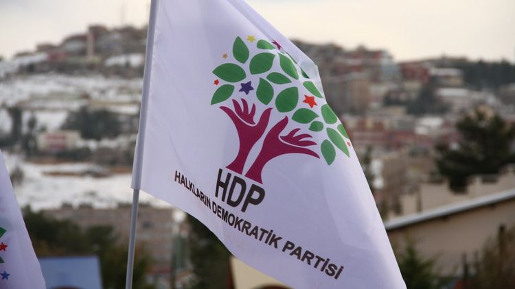 HDP'DEN MİTİNG ÇAĞRISI: O GÜN O MEYDANDA...
