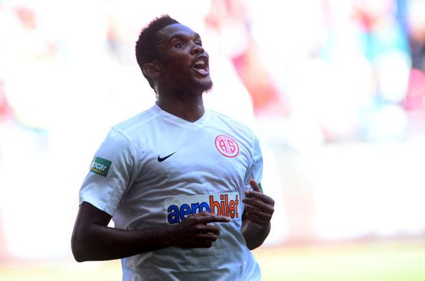Antalyaspor Başkanı Ali Şafak Öztürk, Beşiktaş için Samuel Eto'o açıklaması