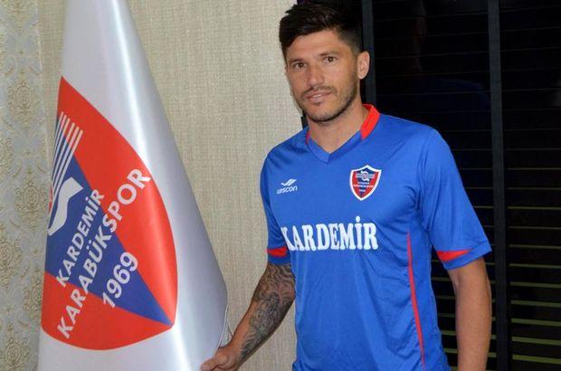 Kardemir Karabükspor, Cristian Tanase ile sözleşme imzaladı