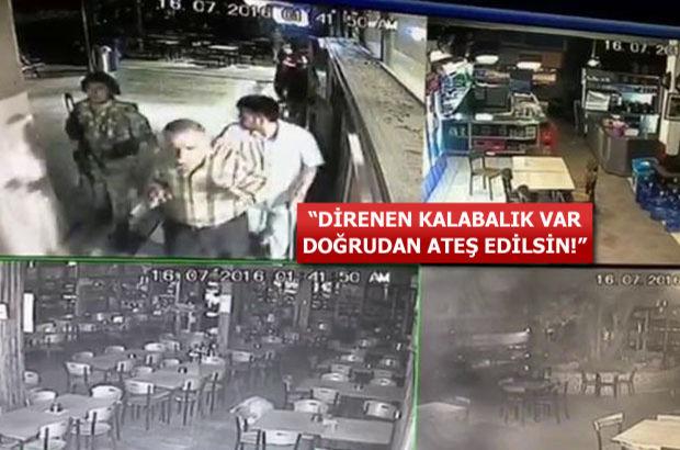 Çengelköy'de kan donduran diyaloglar ve o anlar