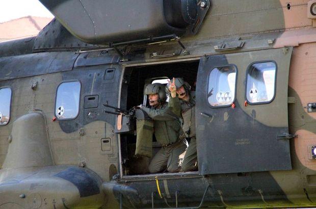 Marmaris'ta darbeci askerler için komandolar sevk edildi