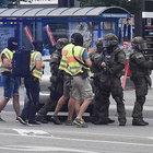 Almanya Münih'te silahlı saldırı!