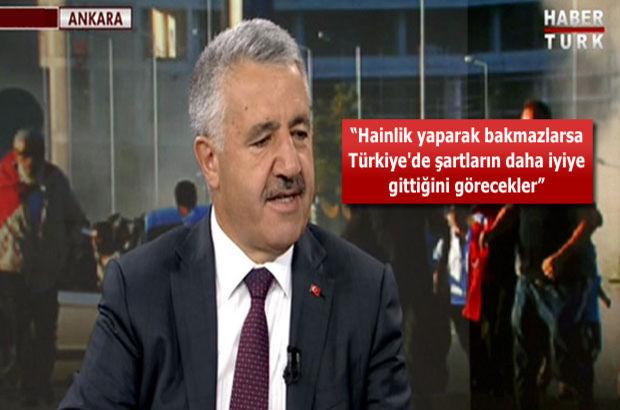 Bakan Ahmet Arslan: OHAL kararnamesi herkesi ters köşe yaptı