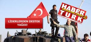 Dünya basını: Türkler darbeyi ezdi