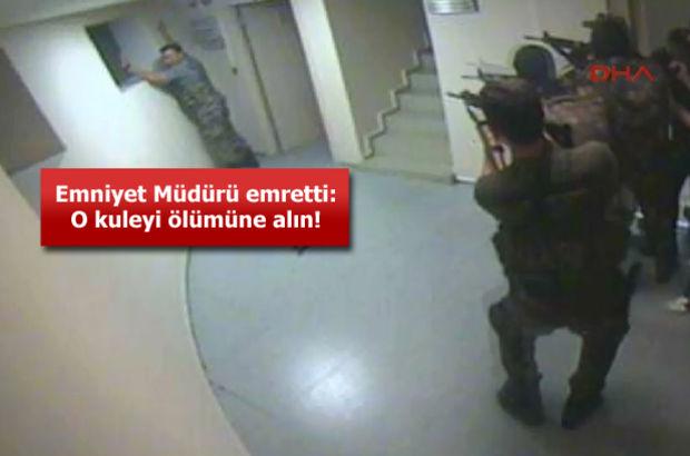 15 Temmuz gecesi polisten Atatürk Havalimanı'na operasyon