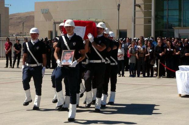 Şehit polisin cenazesinin olduğu gün kahreden detay!