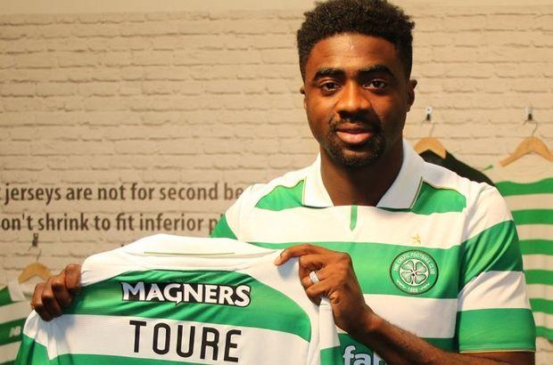 Celtic, Kolo Toure'yi kadrosuna kattı