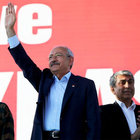CHP Lideri Taksim Meydanı'nda