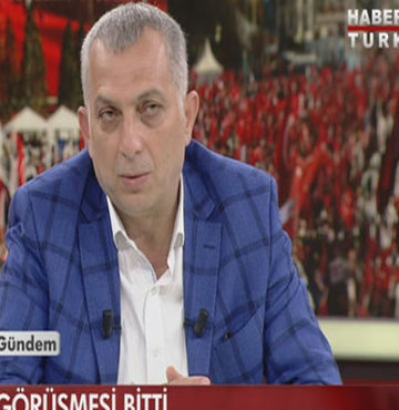 AK Parti �stanbul vekili Metin K�l�nk, Habert�rk TV ekranlar�nda yay�nlanan Haber G�ndem program�nda, 15 Temmuz darbe giri�imi s�ras�nda neler ya�and���n� anlatt�