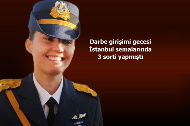 Kadın pilot: Darbe girişimi olduğunu sonradan öğrendim, yine de emirleri uyguladım 81