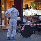 Almanya'da restoran önünde bombalı saldırı