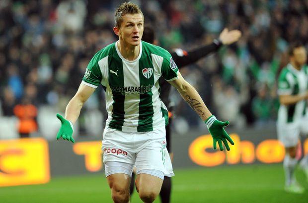 Tomas Necid, Bursaspor'da kalacak
