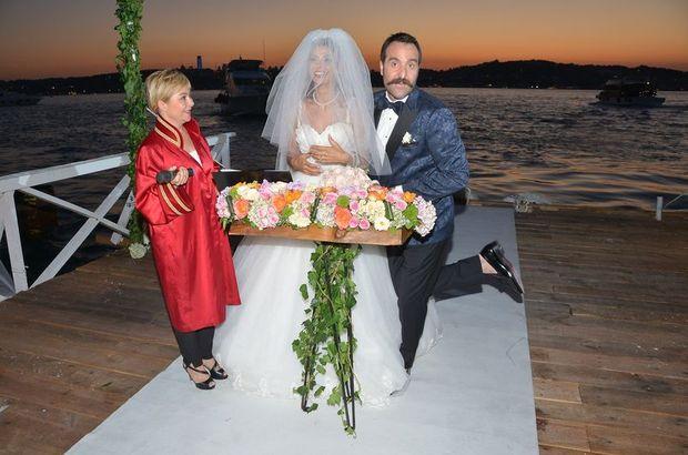Timur Acar ve Eda Özerkan evlendi! Eda Özerkan kimdir?