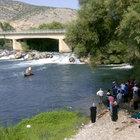 Suriyeli baba oğul Ceyhan Nehri'nde boğuldu