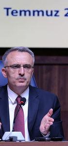 Naci Ağbal: Yeniden yapılandırmada trafik cezalarını da dahil ediyoruz