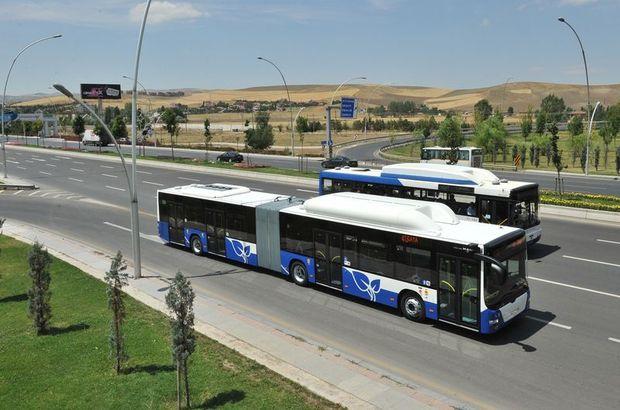 Ankara'da ücretsiz ulaşım uzatıldı