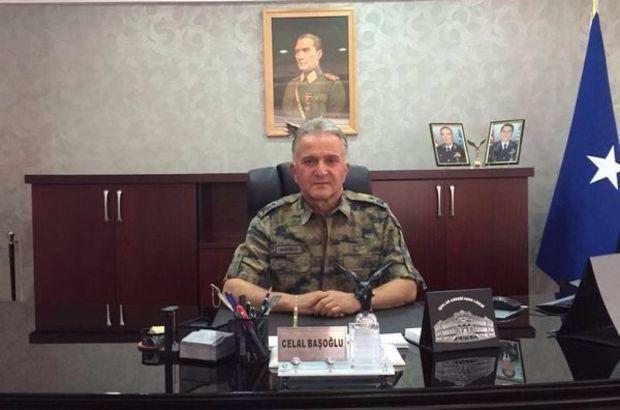 Tuğgeneral Celal Başoğlu görevinden uzaklaştırıldı