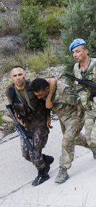 Marmaris'te Erdoğan'ın kaldığı otele saldıran suikastçi askerlerden 7'si yakalandı