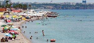 'Dünyada tatil yapılacak destinasyonlar' arasında Antalya'da var