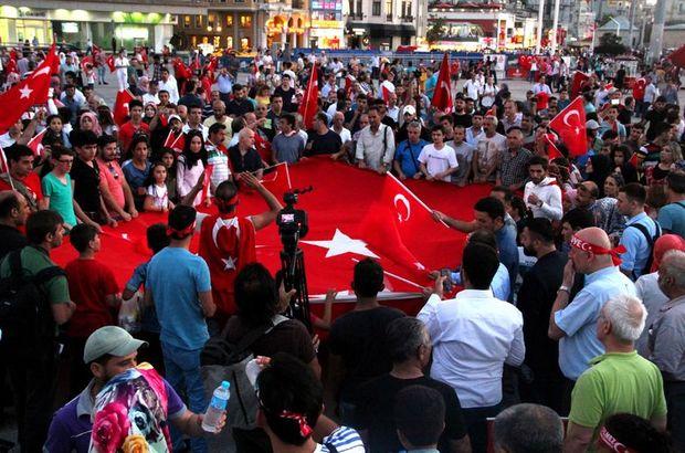 2 milyon kumanya, 200 bin Türk bayrağı