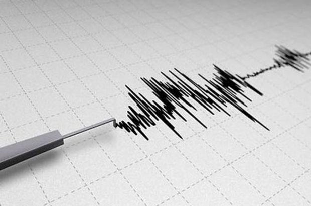Akdeniz'de art arda depremler