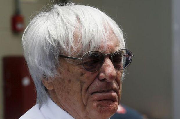 Bernie Ecclestone'ın kayınvalidesi kaçırıldı