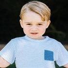 Prens George'a doğum gününde hediye yağdı