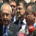 Kemal Kılıçdaroğlu'dan Özel Harekatları ziyaret