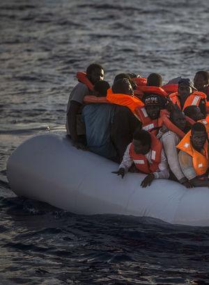 2016'da Akdeniz'de can veren sığınmacı sayısı 3 bini geçti