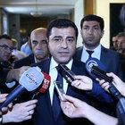 Selahattin Demirtaş: Yeni anayasayı destekliyoruz, içinde olmak istiyoruz