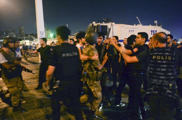 15 Temmuz darbesinde İstanbul üzerinde uçan F-16 pilotları tutuklandı
