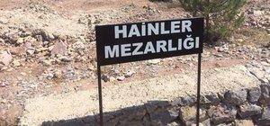 Pendik'teki Hainler Mezarlığı'na ilk gömülen isim belli oldu