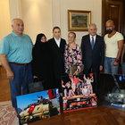 Başbakan Yıldırım demokrasi kahramanlarını ağırladı