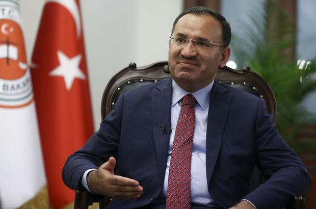 Adalet Bakanı Bekir Bozdağ: Fethullah Gülen 5 ülkeye kaçabilir