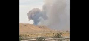 Azerbaycan'da silah üretim fabrikasında patlama