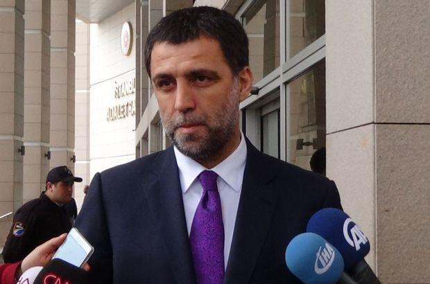 Galatasaray, FETÖ'nün darbe girişimi sonrası eski futbolcusu Hakan Şükür'ü disipline sevk etti