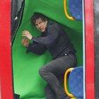 Tom Cruise çöktü