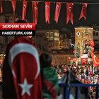 İşte İstanbul'un demokrasi nöbeti