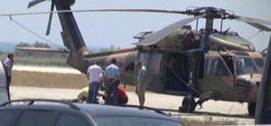 O helikopterde karşı koyma kriptosu varmış