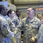 ABD'li Korgeneral İncirlik'i ziyaret etti