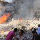 Suriye'deki şiddetli patlamalarda Türkiye'den 2 kişi yaralandı