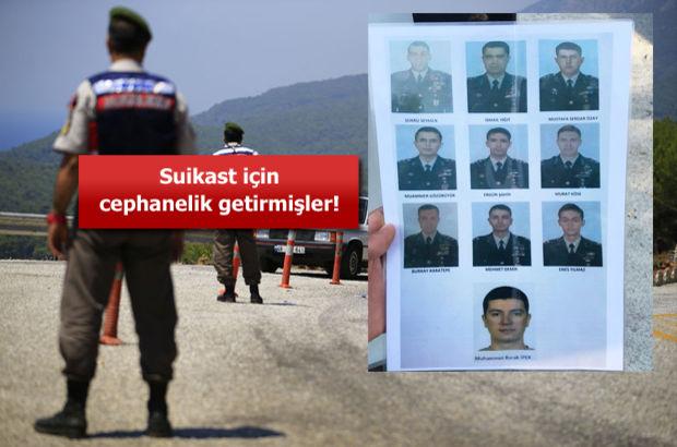 11 darbeci suikastçi askerin kimlikleri belli oldu!