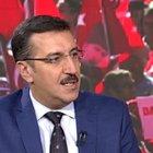 Bakan Tüfenkci HABERTÜRK TV'de açıklama yapıyor