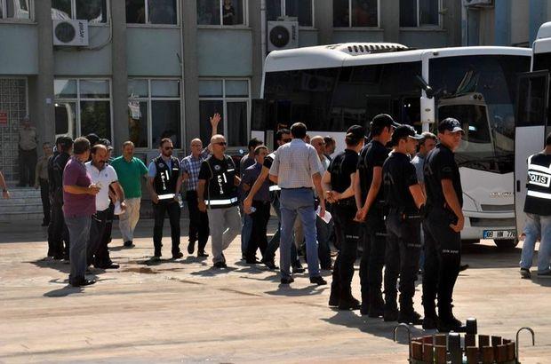 AK Partili Mehmet Erdem'in kardeşi Ömer Erdem Aydın'da gözaltına alındı