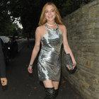 Lindsay Lohan özür diledi