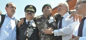 Özel Harekatçı Ahmet Demir'e son görev